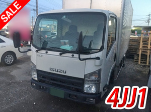 ISUZU Elf Box Van BKG-NLR85AN 2008 397,000km_1