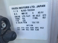 ISUZU Elf Box Van BKG-NLR85AN 2008 397,000km_22