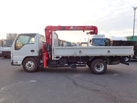 ISUZU Elf Truck (With 3 Steps Of Unic Cranes) SKG-NKR85AR 2011 43,000km_5