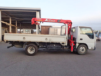 ISUZU Elf Truck (With 3 Steps Of Unic Cranes) SKG-NKR85AR 2011 43,000km_6