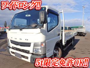 MITSUBISHI FUSO Canter Flat Body TKG-FEB50 2013 -_1