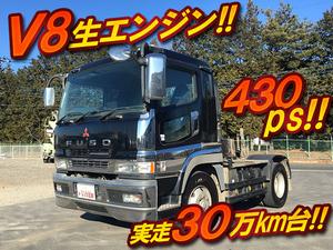 MITSUBISHI FUSO Super Great Trailer Head KL-FP50MDR 2003 -_1