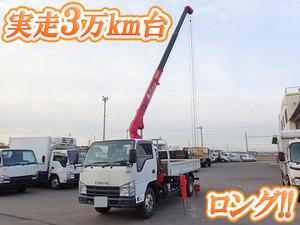 FURUKAWA Elf Truck (With 3 Steps Of Cranes) SKG-NKR85AR 2011 32,000km_1