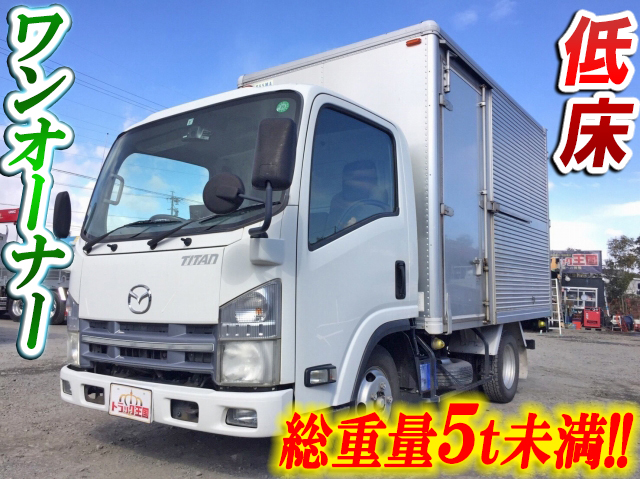 MAZDA Titan Aluminum Van BKG-LLR85AN 2009 90,573km_1