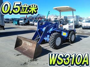 MITSUBISHI  Wheel Loader WS310A  1,009h_1