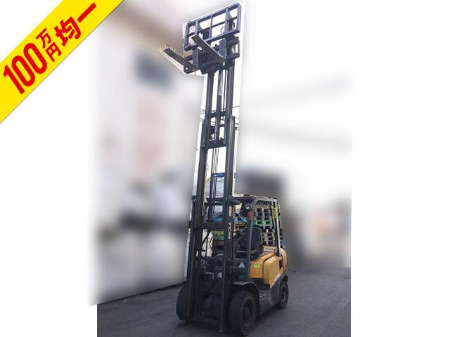 TCM  Forklift FD25T3 2012 6,314h_1