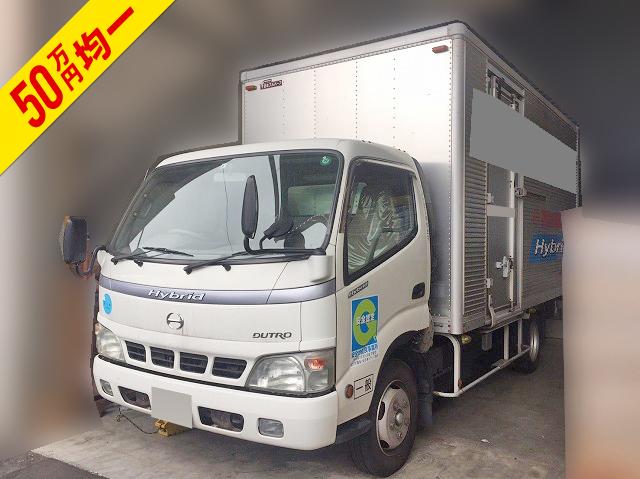 HINO Dutro Aluminum Van VF-XKU414M 2006 487,683km_1