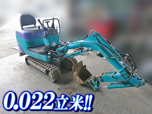 KOMATSU  Mini Excavator PC03-2  581h_1