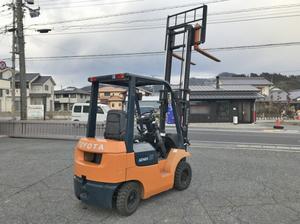 TOYOTA Forklift_2