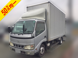 TOYOTA Toyoace Aluminum Van KK-XZU346 2003 319,372km_1