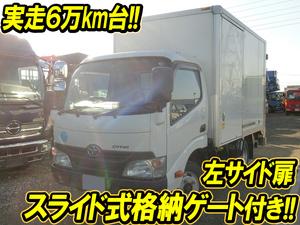 TOYOTA Dyna Panel Van TKG-XZU605 2012 68,000km_1