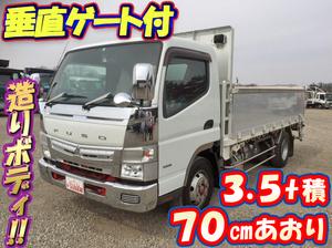 MITSUBISHI FUSO Canter Aluminum Block SKG-FEB70 2011 249,418km_1