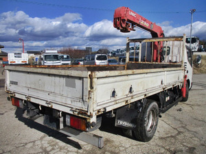 Dutro Truck (With 3 Steps Of Unic Cranes)_2