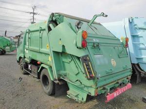 Dyna Garbage Truck_2