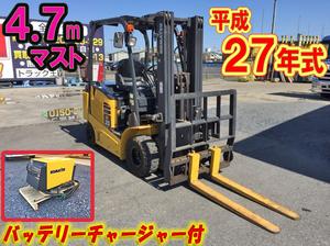 KOMATSU Others Forklift FE25-1 2015 275h_1