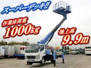 MITSUBISHI FUSO Canter Cherry Picker KK-FE73ECX 2004 40,016km_1