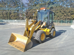 KOMATSU Excavator Loader_1