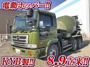 HINO Profia Mixer Truck KL-FS2PKGA 2002 357,494km_1