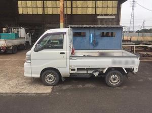 Hijet Truck Flat Body_2