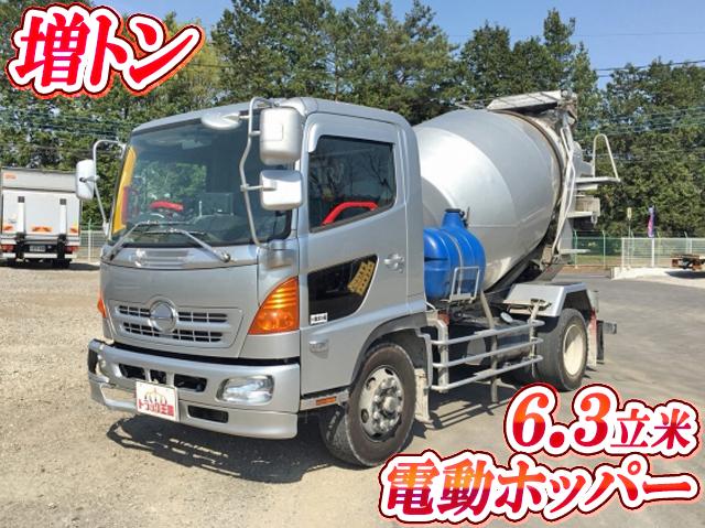 HINO Ranger Mixer Truck ADG-FJ7JDWA 2005 289,116km_1
