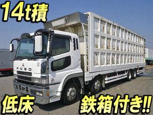 MITSUBISHI FUSO Super Great Chassis PJ-FS50JZ 2007 508,000km_1