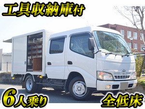 TOYOTA Dyna Double Cab ABG-TRU300 2009 41,000km_1