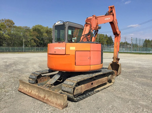HITACHI Mini Excavator_2