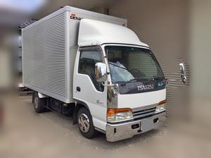 Elf Aluminum Van_1