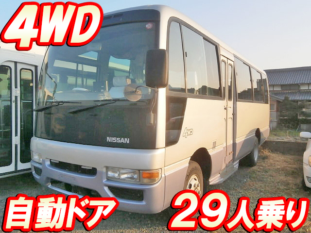 NISSAN Civilian Micro Bus KK-BVW41 (KAI) 2002 105,591km_1