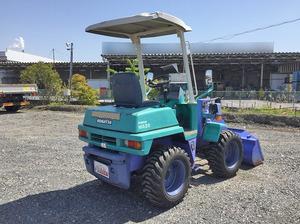 KOMATSU Wheel Loader_2