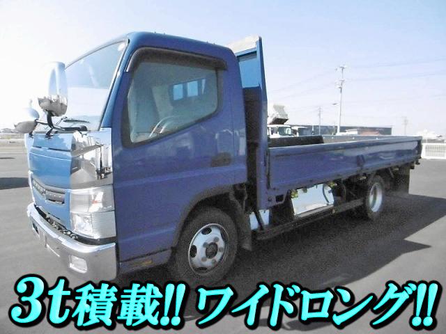 MITSUBISHI FUSO Canter Flat Body TKG-FEB50 2012 247,000km_1