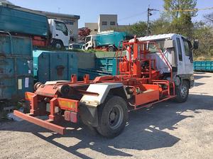Ranger Container Carrier Truck_2