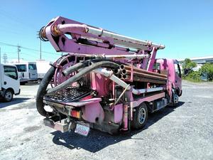 Dutro Concrete Pumping Truck_2