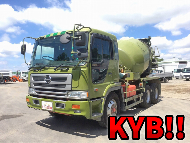 HINO Profia Mixer Truck KL-FS2PKGA 2000 392,424km_1