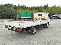 MITSUBISHI FUSO Canter Flat Body SKG-FEB50 2011 103,000km_2