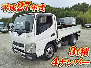 MITSUBISHI FUSO Canter Flat Body TKG-FBA50 2015 56,000km_1