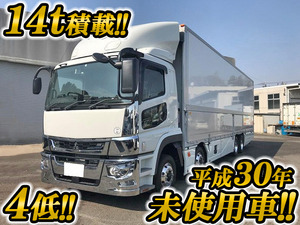 MITSUBISHI FUSO Super Great Panel Wing 2PG-FS74HZ 2018 227km_1