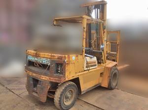 KOMATSU Forklift_2