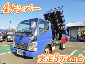 MITSUBISHI FUSO Canter Dump PA-FE71BBD 2006 37,000km_1