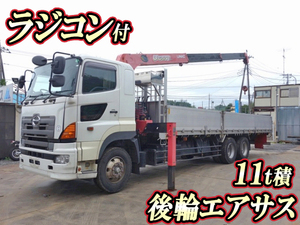 Profia Truck (With 3 Steps Of Unic Cranes)_1