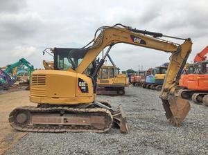 CAT Mini Excavator_2