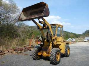 MITSUBISHI HEAVY INDUSTRIES Wheel Loader_1