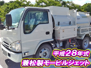 Elf High Pressure Washer Truck_1