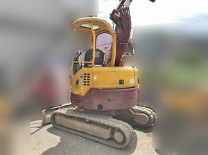 HOKUETSU INDUSTRIES Excavator_2