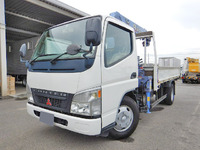 MITSUBISHI FUSO Canter Truck (With 4 Steps Of Cranes) PA-FE73DEN 2005 184,000km_3