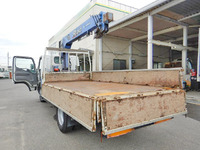MITSUBISHI FUSO Canter Truck (With 4 Steps Of Cranes) PA-FE73DEN 2005 184,000km_4