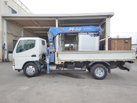 MITSUBISHI FUSO Canter Truck (With 4 Steps Of Cranes) PA-FE73DEN 2005 184,000km_5