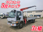 Ranger Truck (With 5 Steps Of Unic Cranes)