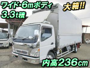 MITSUBISHI FUSO Canter Covered Wing KK-FE83DJZ 2004 82,884km_1