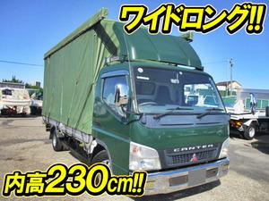 Canter Truck with Accordion Door_1